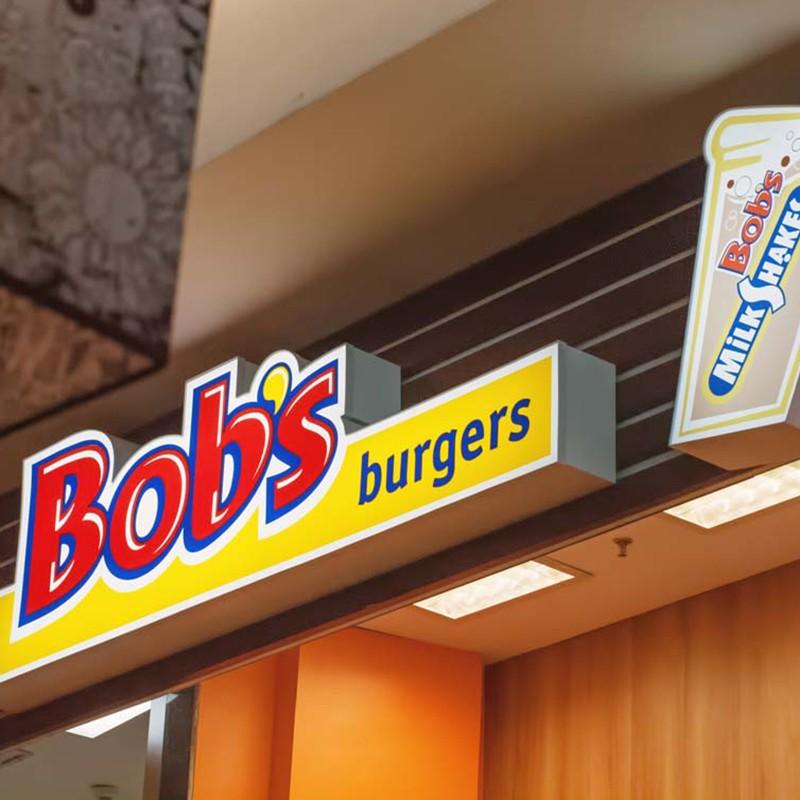Luminosos Bob's Burgers