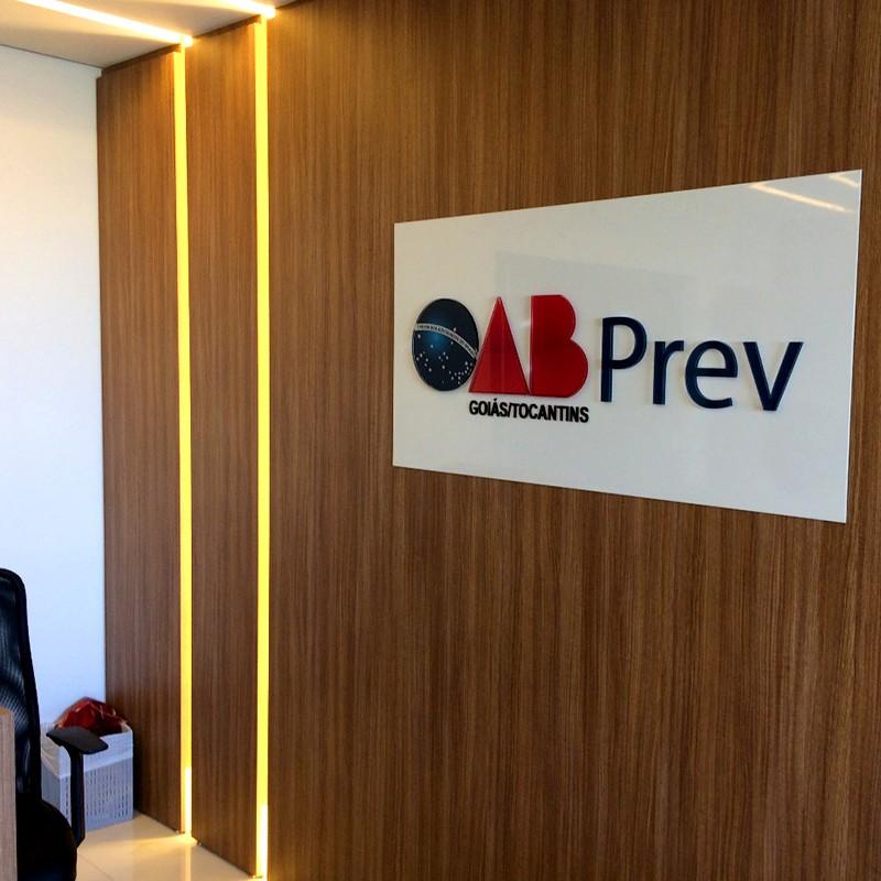 Sinalização Interna OAB Prev