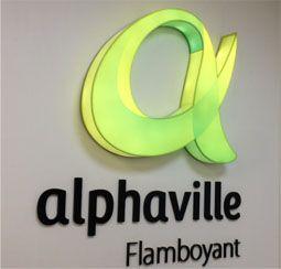 Alphavillie Flamboyant